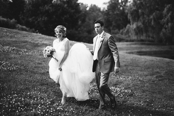 Samantha and Greg - 7-3-16  - The Barns at Wesleyan Hills