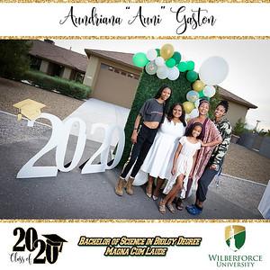 Auni - Class of 2020