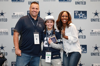 2019 Seahawks at Cowboys Meet and Greet