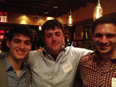 2013 New York City Alumni Happy Hour