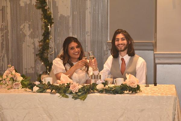 Danu and Theo's Wedding