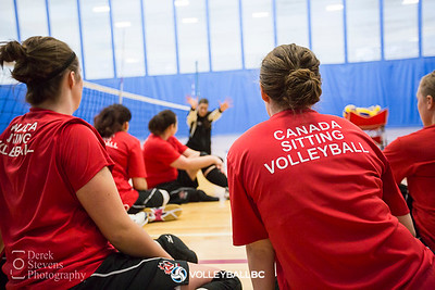 2015 Sitting Volleyball