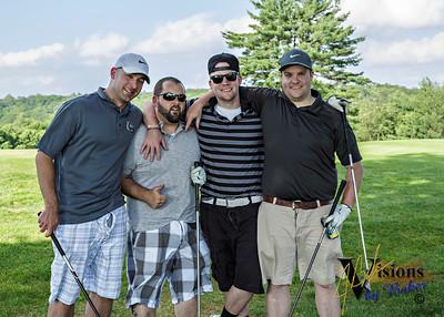 2013 Hall-Hughes Memorial Golf Tournament