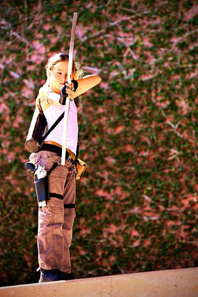 Lara Croft Annalyse Falvey