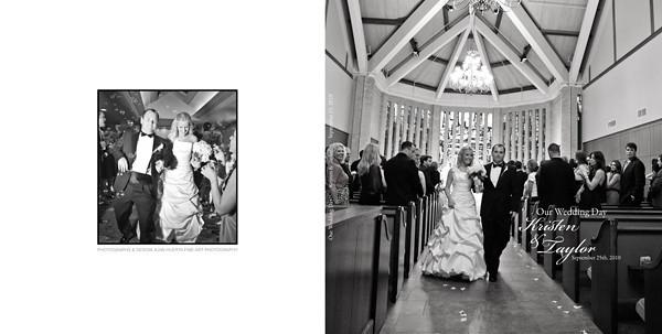 Kristen & Taylor Wedding Album