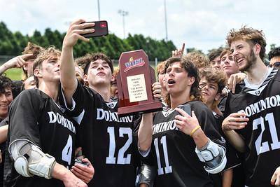 2021.06.26 Boys Lacrosse: Dominion @ EC Glass, VHSL Class 4 Final
