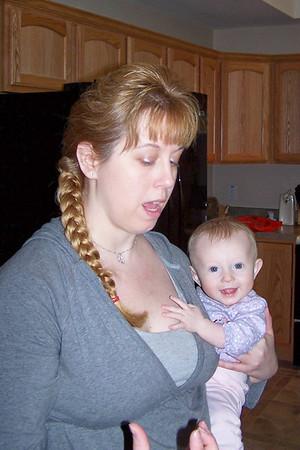 Alia's New home Nov 2, 2008