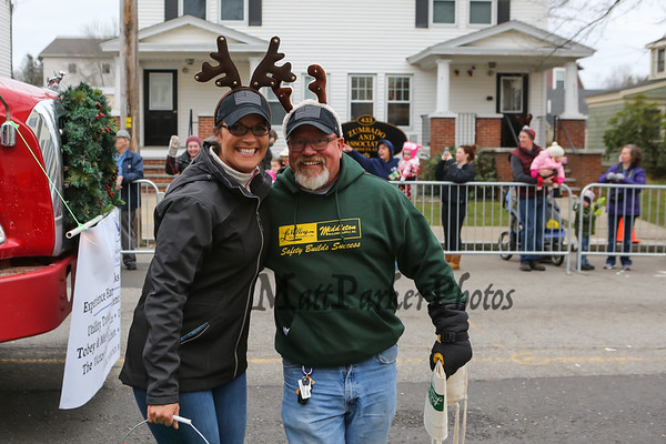 2017-12-2 Hampton Christmas Parade