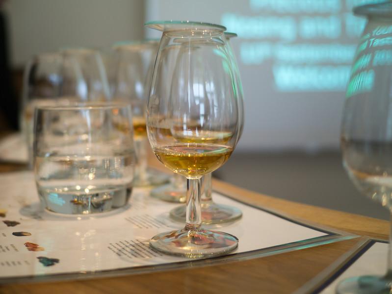 Whisky tasting at The Macallan