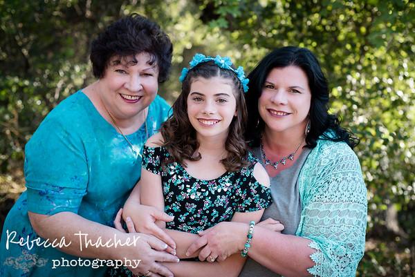 Green Extended Family