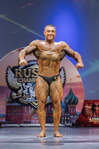 6th Place 43 Андрей Бурый