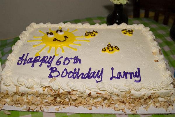 Larry Miller's 65th Birthday