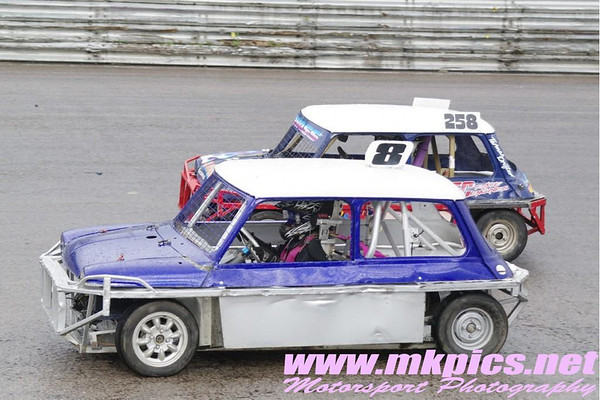 National Ministox, Birmingham, 25 August 2012