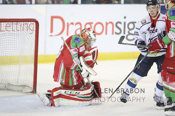 Cardiff Devils vs Dundee Stars 02-01-16