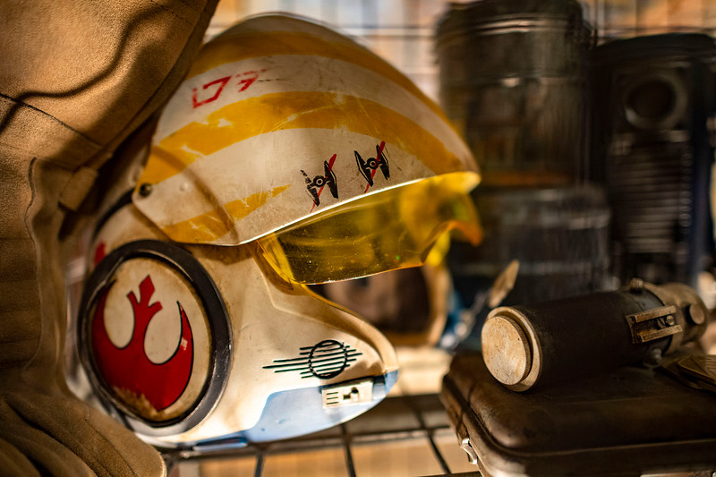 Star Wars: Rise of the Resistance Queue