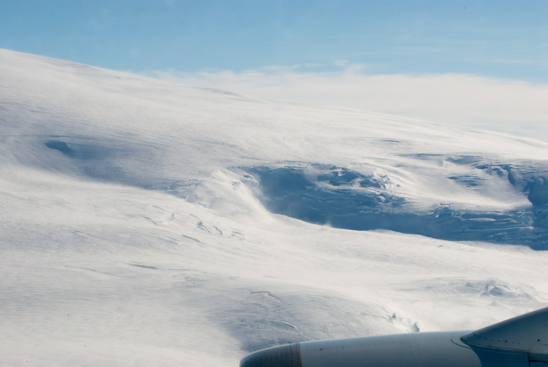 Pine Island Glacier mission, Operation IceBridge 2016