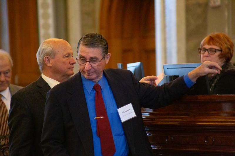 Representative-elect J.C. Moore
