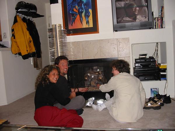 San Diego, March 2003