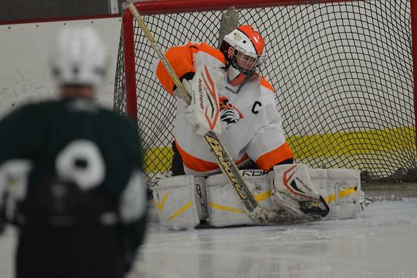 Chagrin Hockey v. Westlake Scrimmage 2015