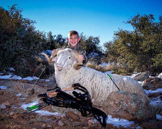 Dunton Ranch Hunt - Jan 2017