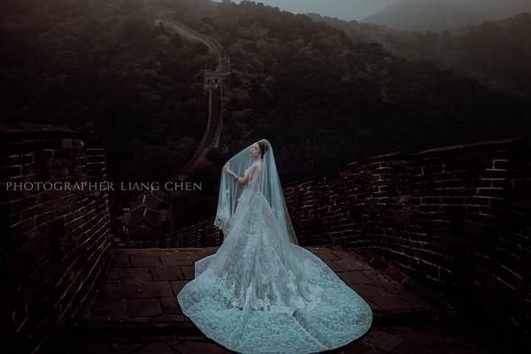 海外婚紗影像-飛 & 99