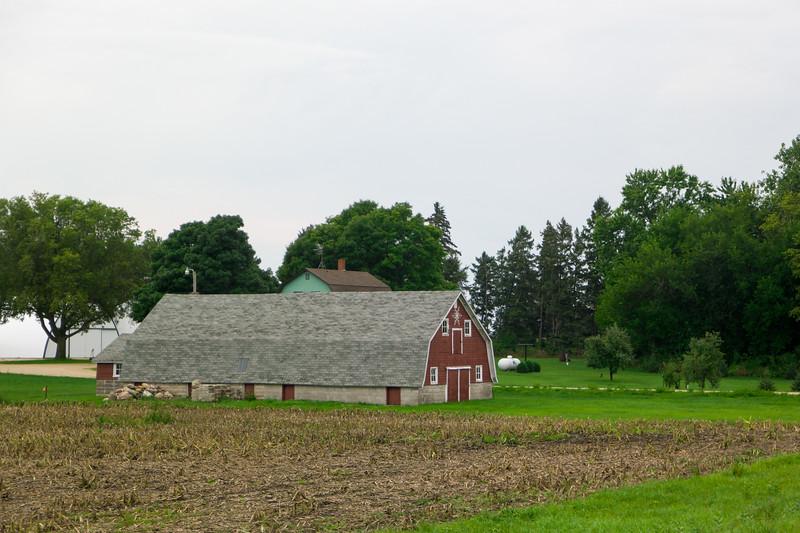 Southern Minnesota Barn