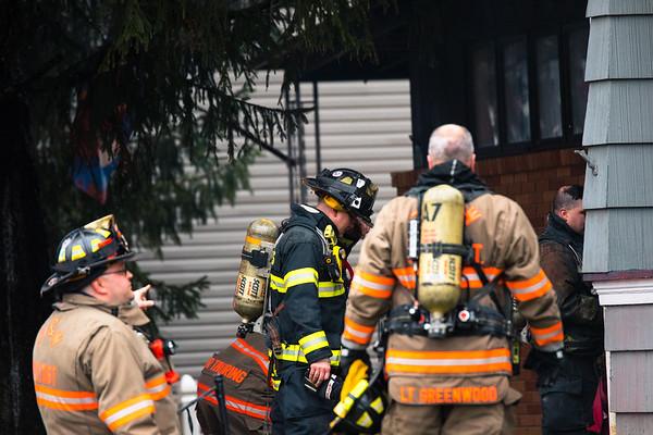 Shadyside Fire Feb. 6th 2019