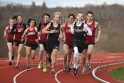 Track and Field - Prep School St George's at Abbey on 4/18/18