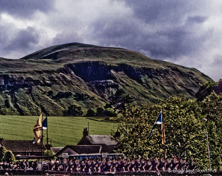 Strathmiglo Highland Games