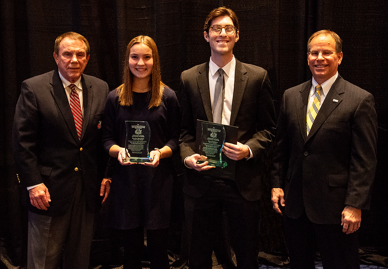 Scholarship Recipients with Blackburn and Catherman.png