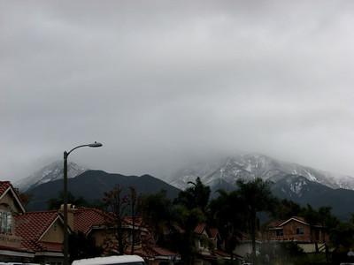 Mountains near home after RAIN 12/08