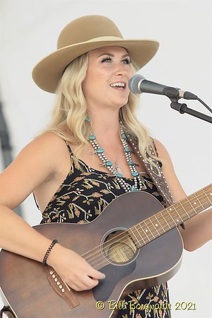 July 16, 2021 - Lyndsay Butler at the High River Brewery