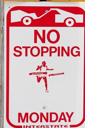Boston Marathon April 21, 2014