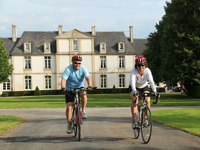 Bicycling France: Normandy & Brittany ​by Alain P. 6/25/14