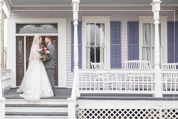 Church Wedding at St. Patrick's with Reception at Garten Verein in Galveston Texas