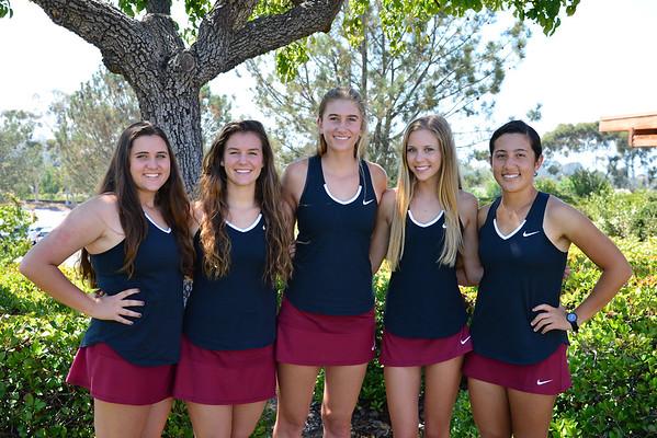 Tennis Team 2016