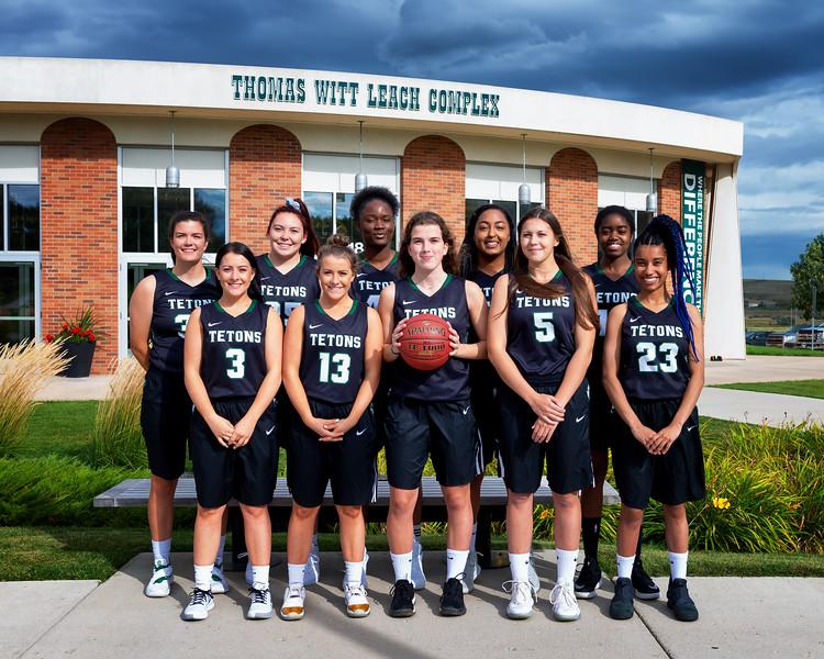 Women's Basketball WSC