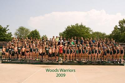 Woods Warriors - Team Photos 2009