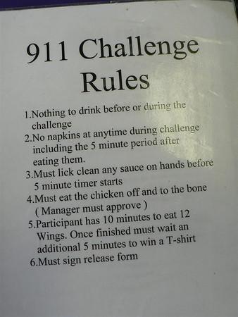 911 Challenge