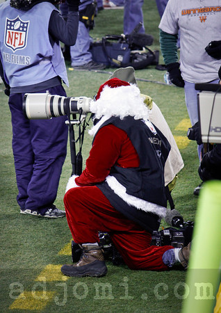 Packers XMAS 2011