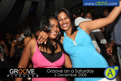 Groove - 6th December 2008