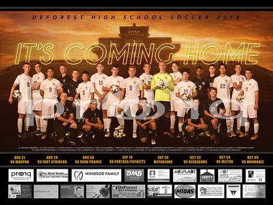 DeForest Boys Soccer