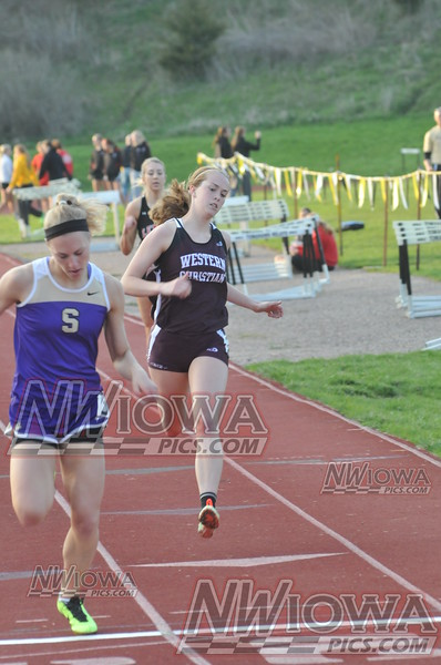 Lakes Conference Track Meet 2013