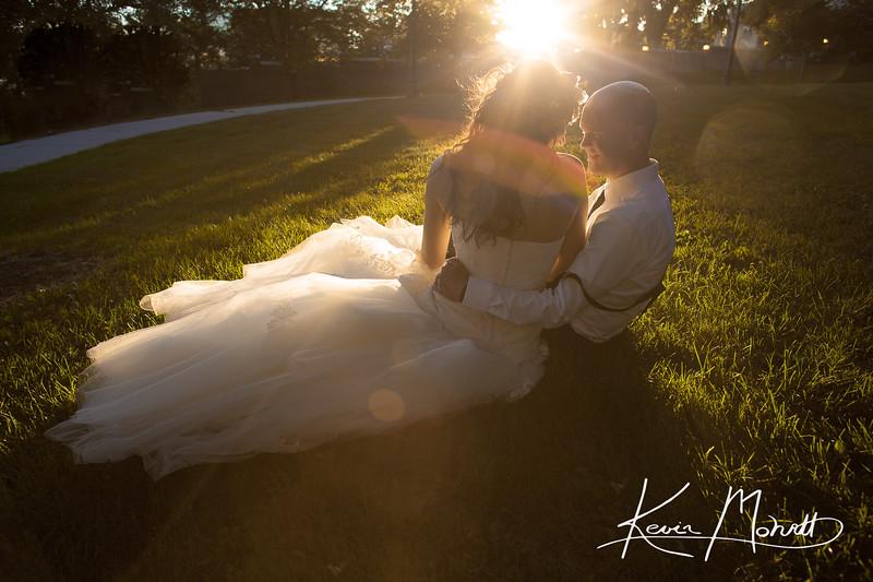 HJ & Jerad's Wedding at Grant-Humphreys Mansion