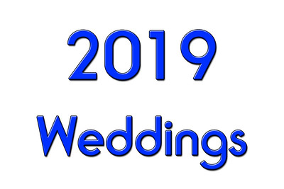 Weddings 2019
