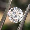 .82ct Old European Cut Diamond, GIA E VS1 9