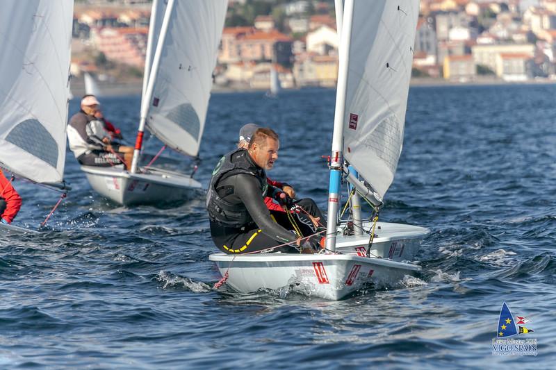 2018-10-09 · Day 3 · Vigo Laser Masters European Championship · 0376.jpg