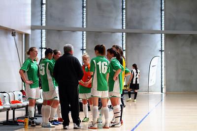 Womens Futsal @ ASB Centre