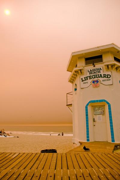 Southern California Firestorm 2007