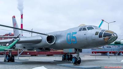Tu-16 BADGER (Ту-16). Strategically bomber for Tupolev design bureau.
